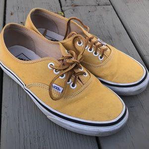 Vans Authentic shoes men's 7.5 women's 9